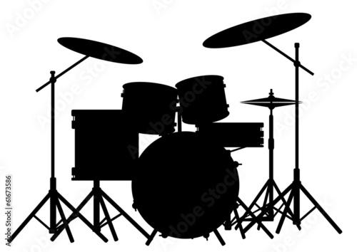 Drum Kit - 61673586