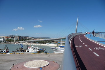 Pescara, Bridge of the Sea
