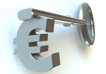 Schlüssel zum Euro
