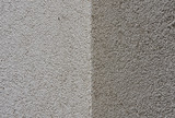 Texture of gray plaster