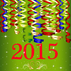 2015 Green Ribbon New Year
