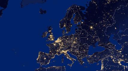 Europe - Night