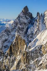 Mont blanc view
