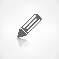 Pencil web icon