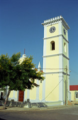 Church, Inhambane, Mozambique