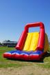 Inflatable slide - 61685717