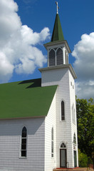Church in Upper Peninsula