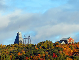 Colorful Keweenaw National Historical Park