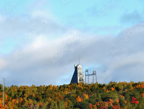 Autumn and Copper Industry
