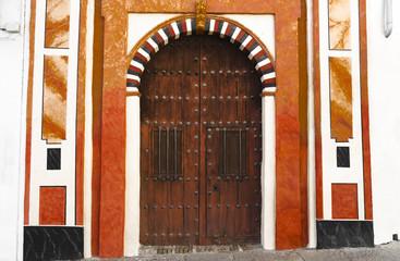 Córdoba door