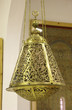 Ancient arabian lamp in Doha, Qatar, Middle East
