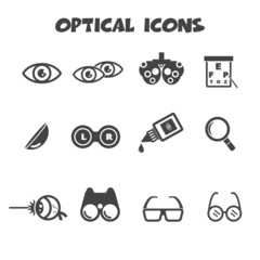 optical icons