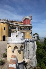 Palacio de Pena - Sintra Portugal