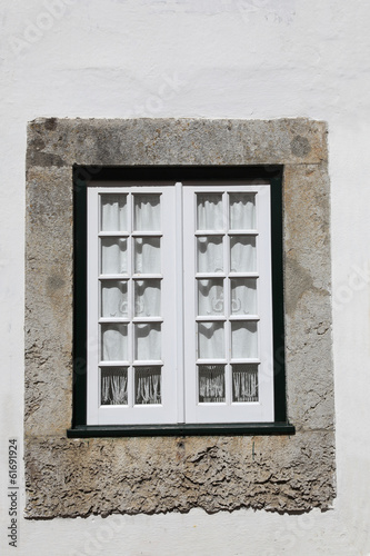 Ornate Window