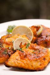 Spicy Fish Tikka.