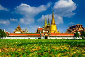 The beautyful of Wat Phra kaew