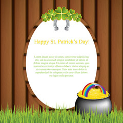 St. Patrick Frame