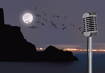 radio musica nella notte