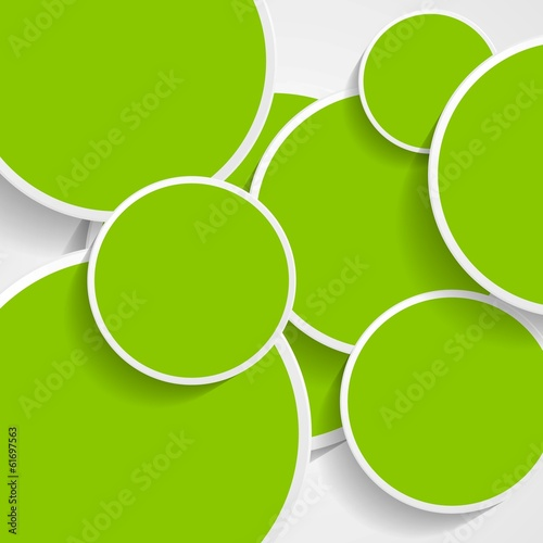 Bright abstract tech vector © saicle