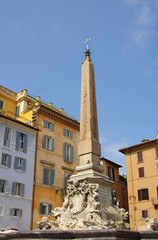 Obelisk for the Pantheon