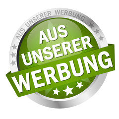 """Button mit Banner """" AUS UNSERER WERBUNG """""""