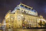 Prague, Czech Republic, The National Theatre