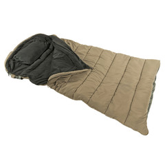 Sleeping bag isolated