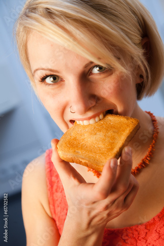 canvas print picture toast