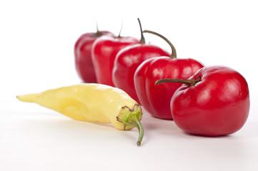 rocoto - peperoncino peruviano piccante