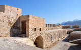 fort on the island of Crete, Greece, Europe