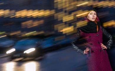 City woman