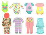 Clothes for little baby girls