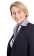 Senior Manager: Portrait einer älteren Frau im Business Outfit