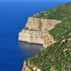 Dingli cliffs,Malta