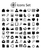 Universal Outline Icons For Web and Mobile.