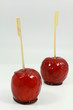 duo de pommes golden rouge