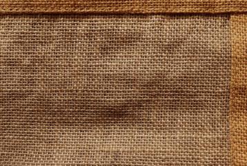 linen bag texture