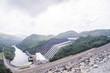 Srinagarind Dam on the Khwae Yai river in Kanchanaburi Province