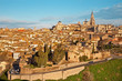 Toledo in morning light