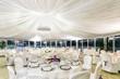 Leinwandbild Motiv wedding reception