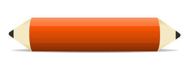 the stylish pencil web banner