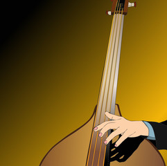Il Musicista e il Contrabbasso