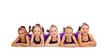 Junior Petite Tap Dance Kids Group