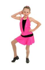 Sassy Tap Dancing Kid