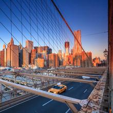 Pont de Brooklyn à New York