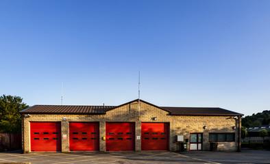 firestation Marsden England