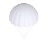 White parachute poster