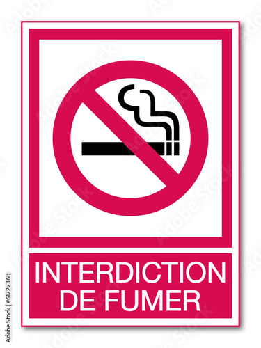 Logo interdiction de fumer - Logo interdiction de fumer ...