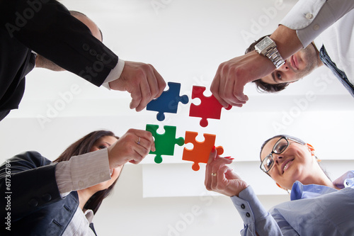 Business Teamwork