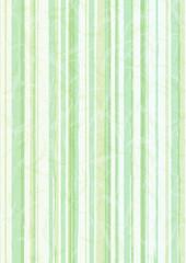 緑の縞柄和紙背景
